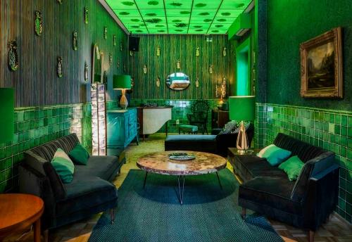 Hotel Casa Awolly. © Moritz Bernoully